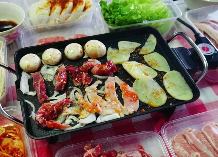七夕,和家人一起吃个烤肉吧,爱要热腾腾图1
