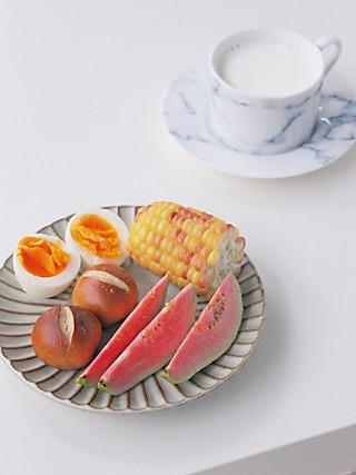 爱做梦的Jingerbear的近期早餐搭配