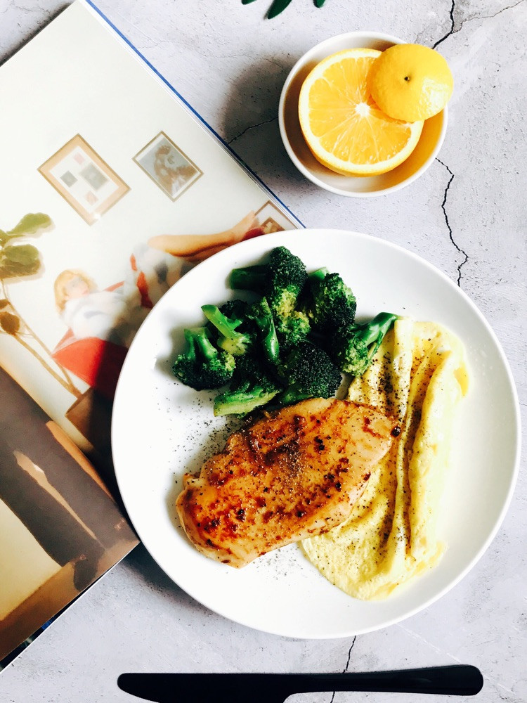 🦁️🦁️🦁️狮子座的周末午餐,一起吃鸡。图1