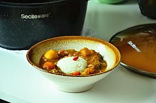 elsa飞雪的咖喱土豆牛肉