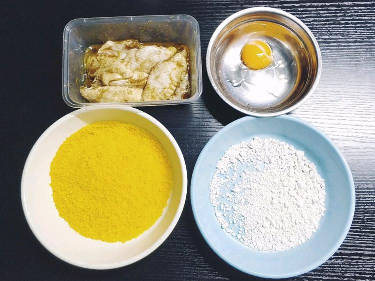 椒盐鸡翅图4