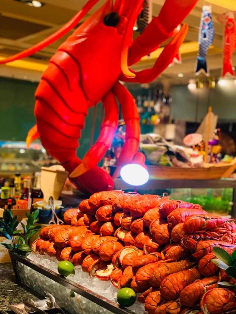 【北京香格里拉饭店】龙虾超值自助图5