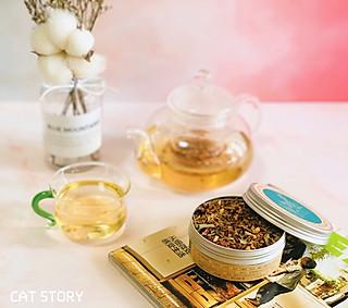 ☕️泡一杯花果茶,享受片刻的宁静