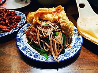 """秋食工作室的老北京人""""祈福""""的美食?🌯没错,教你如何吃春饼才能平安顺遂"""