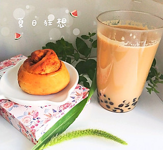 绿pegk的珍珠奶茶
