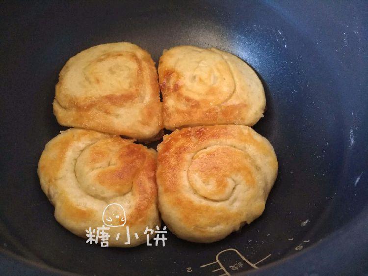 酒酿糖油饼 #金龙鱼外婆乡小榨菜籽油 外婆的时光机#图9