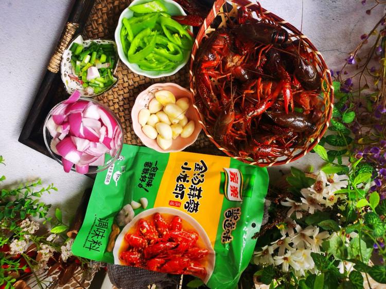 汤色金黄,蒜香浓郁的金汤蒜蓉小龙虾🦂🦂图8