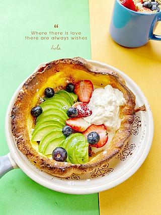 一只小Hola呀的0失败的快手早餐~
