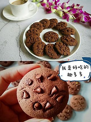 清露风荷的在家自己做趣多多饼干,好吃又健康!