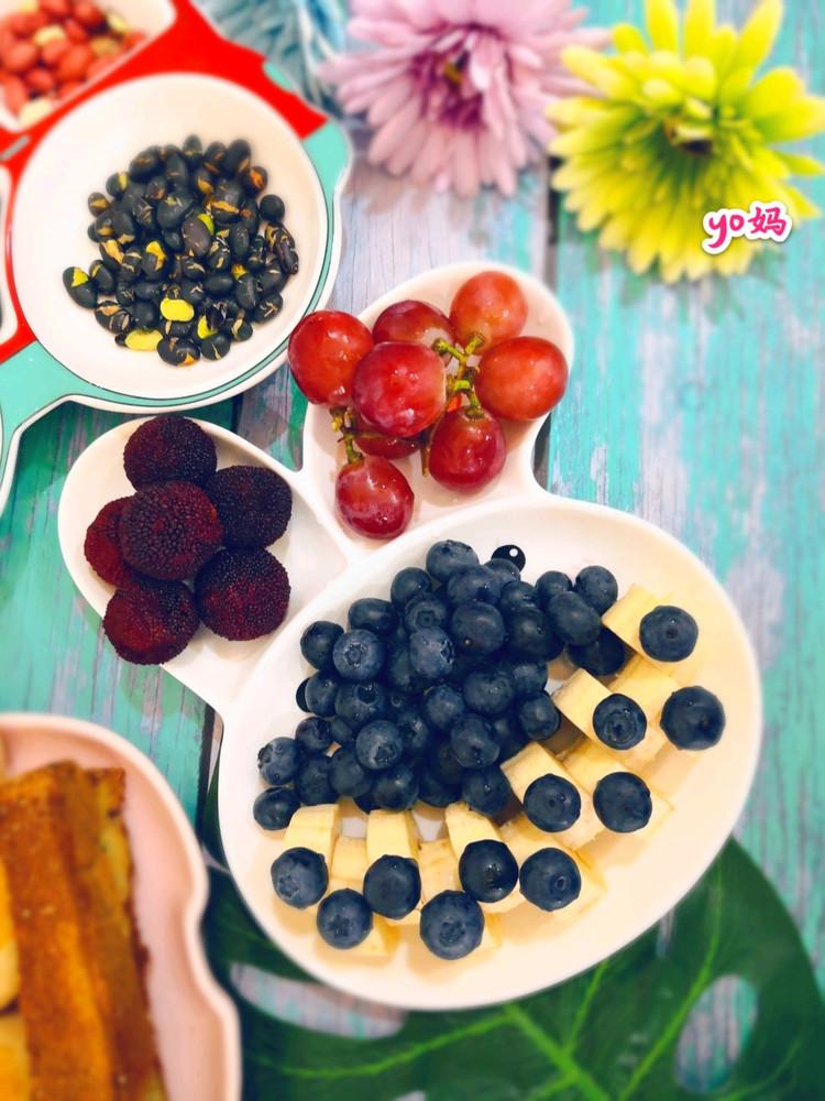 来个造型餐盘合集,整个早餐都变得可爱了(๑• . •๑)!图6