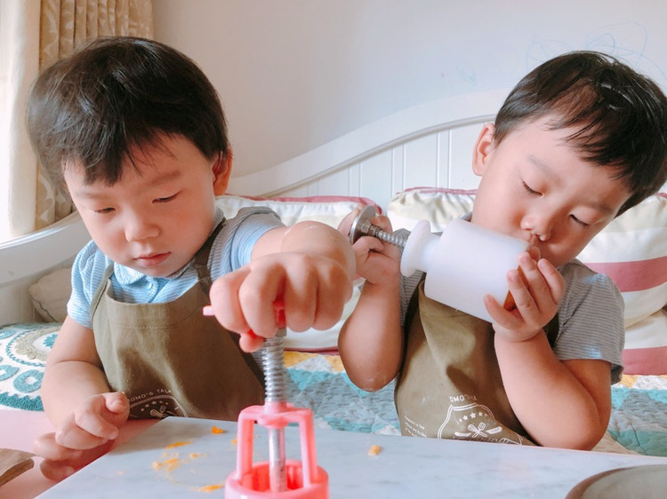 下厨~和孩子一起做些温暖的小事😘图5