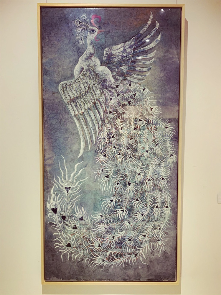 """""""自然而生——中法艺术家交流展""""在树美术馆如期开幕图2"""