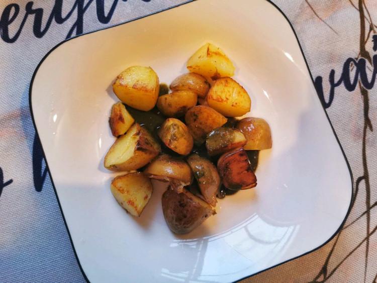 减肥就该这样吃!土豆加它,冰与火的碰撞,做出来的沙拉如此美味图6