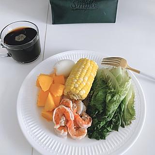 雪梅_May的减肥期间的一日三餐D25