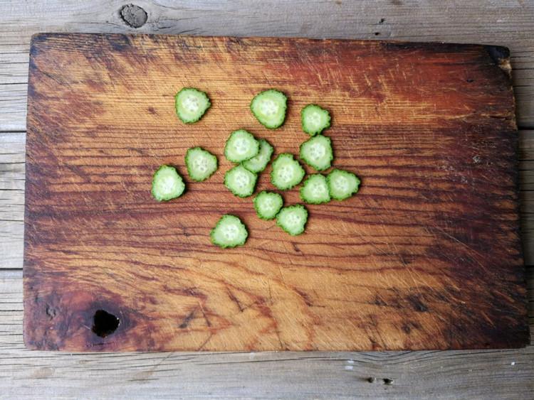 酷夏里的小清新——青瓜厚蛋烧图5