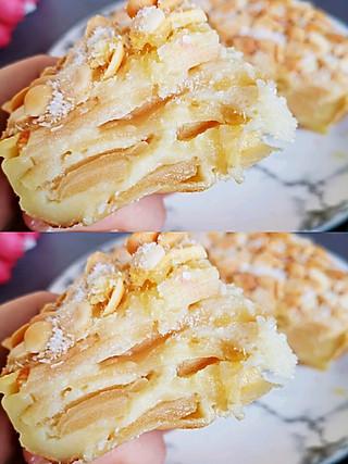 陌上花开txwc的苹果🍎千层蛋糕