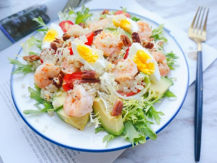 掌握减肥沙拉的五大营养要素🥗让你的沙拉既美味又营养图3