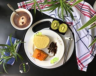 老方小雨的节后早餐吃这些,去油解腻助消化!