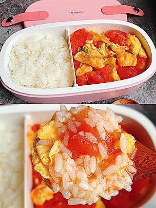 薄荷糖的味道818的5分钟搞定👉超下饭的西红柿炒鸡蛋,酸甜可口,好吃到爆❗️【附做法小技巧】