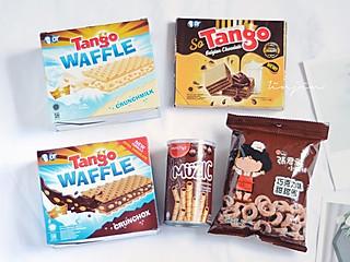 爱新觉罗_金金的分享🍪最近爱吃的巧克力🍫味小零食