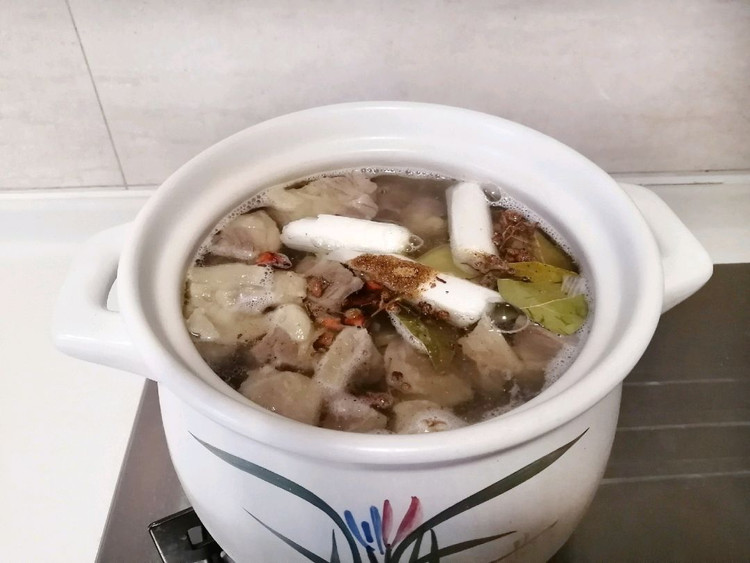 用一份阿根廷牛腩,成就一碗汤鲜味美的牛腩面👍👍💯图5