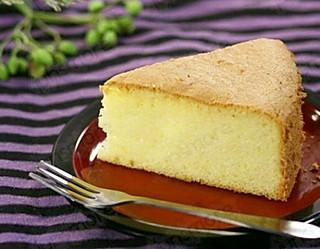 圈的边缘的戚风蛋糕🎂🎂可能是所有烘焙爱好者的启蒙