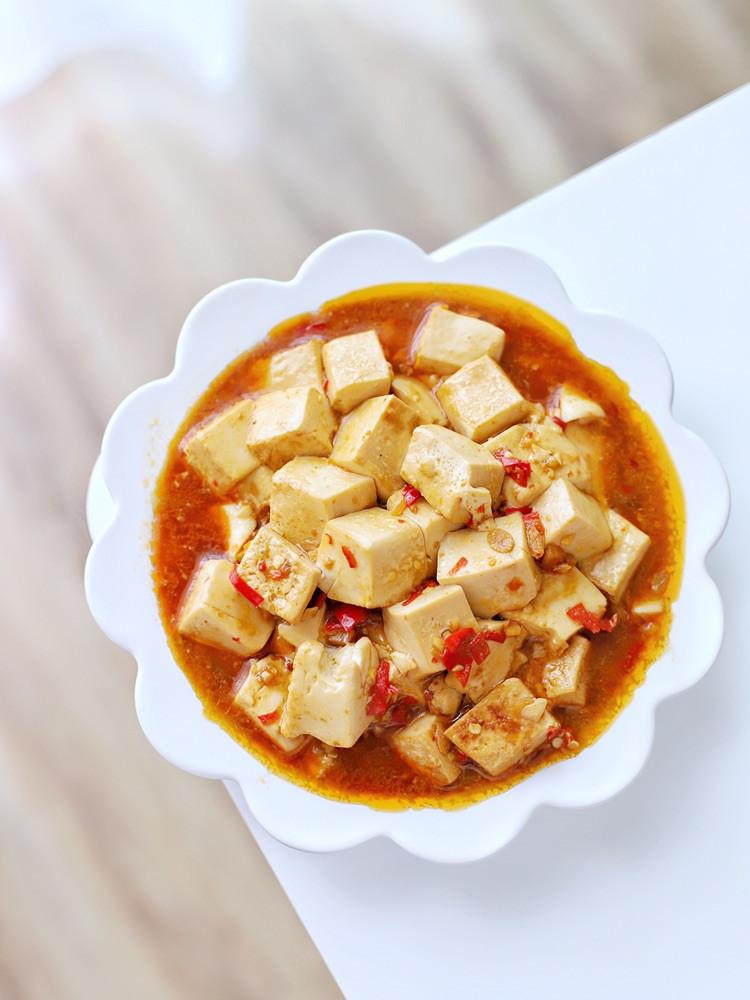 喵の早餐 | 香辣豆腐,比百元餐厅的好吃~图7