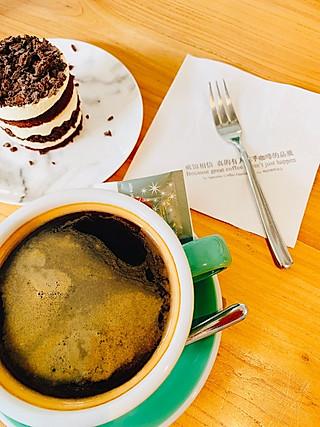 樱桃丸子妈616的出差途中探店:一家有质感的咖啡馆