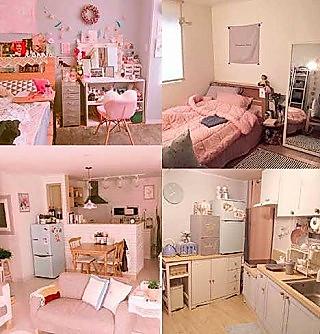 最具ins风の小屋布置参考ʚ🏠ɞ你喜欢这样的房间风格吗?图1