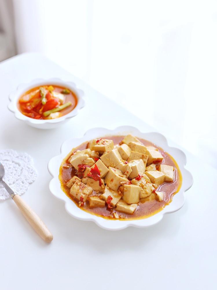 喵の早餐 | 香辣豆腐,比百元餐厅的好吃~图4