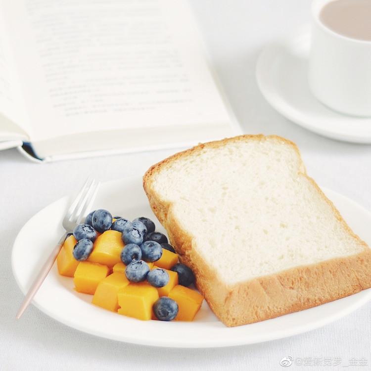 关于淡奶油土司的早餐图9