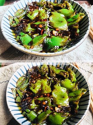 白茶home的🔥 史上最好吃的虎皮青椒,超下饭❗
