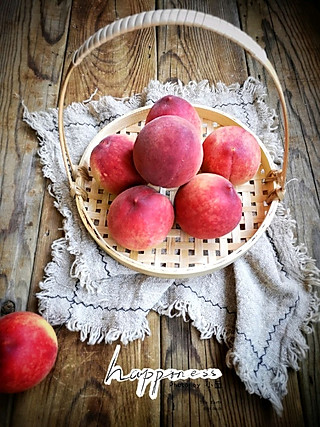 沙小囡的甜过初恋的水蜜桃