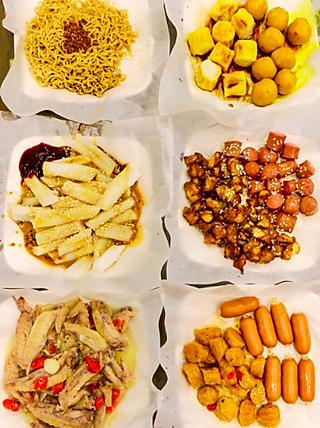 绿豆豆LIN的🌟香港街头的地道小食,我在深圳也找到了‼️太好吃了吧‼️