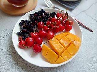 清露风荷的无水果怎么过夏天?