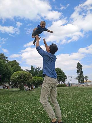 小新家的父与子—周末亲子时光