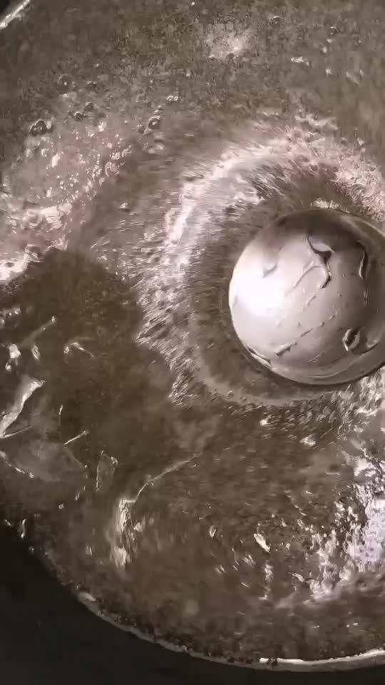有灵魂的气泡冰