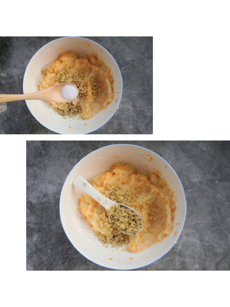 老少皆宜的藜麦养生土豆丸【附制作小贴士】图5