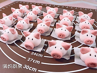 满妈丶厨房的小猪汤圆 准备开煮