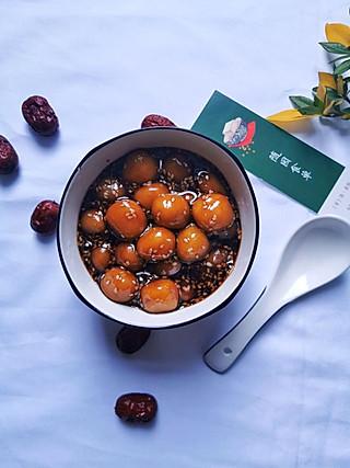 Mary的美食的秋分,吃出暖橙金秋意,你有一份来自红糖糯米小圆子问候请查收!