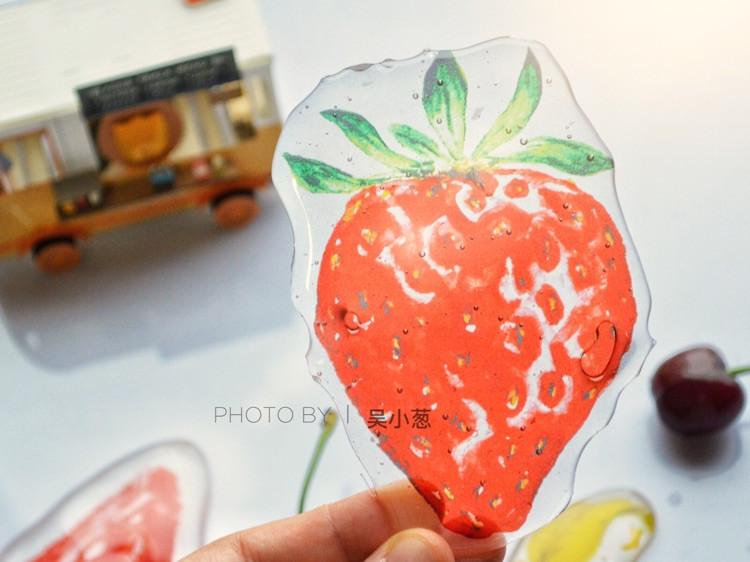 夏日清凉水果糖艾素糖图2