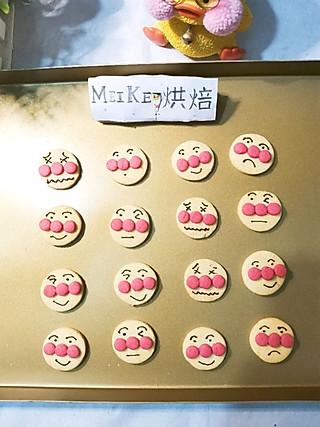 Meike烘焙的面包🍞超人造型饼干✨✨✨