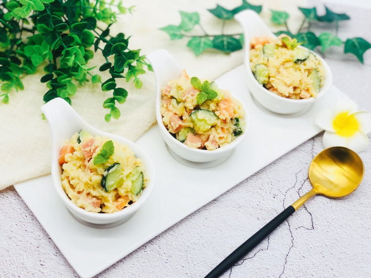土豆沙拉图1