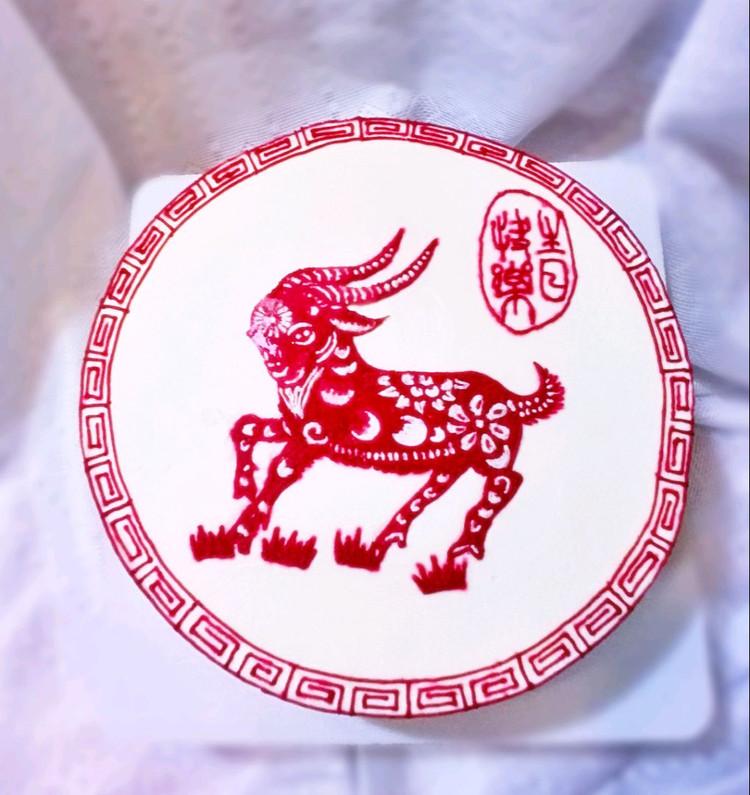 一组中国风蛋糕,美的大气精致~图8