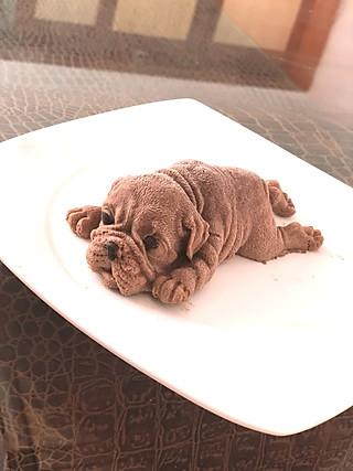 爱吃的二元酱的做了个狗子🐶