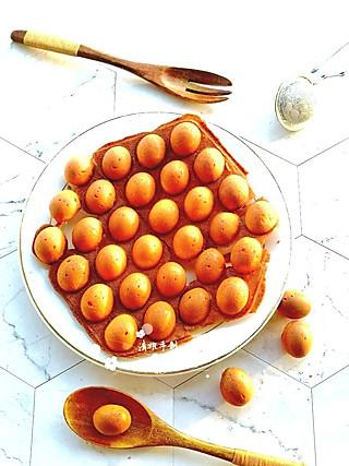 清雅小厨的大名鼎鼎的鸡蛋仔原来如此简单,好吃地在原地转圈圈