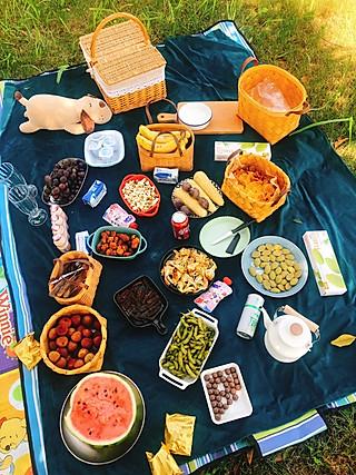 钕公爵coco的周末野餐