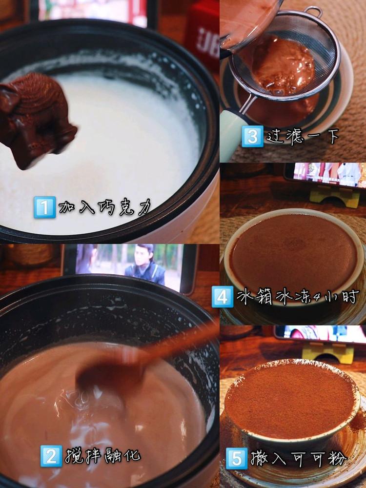 超简单巧克力慕斯蛋糕,Q弹润滑,巨好吃图5