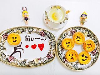 鈅鈅宝妈咪的蛋挞是早餐,下午茶的宠儿,表白蛋挞你会做么?