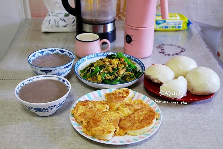 【宝妈小厨早餐日记】4.20日早餐图1